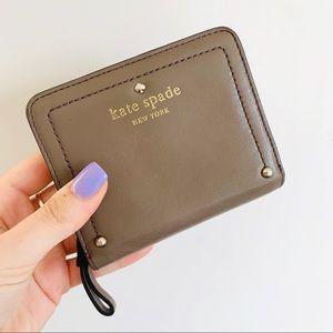 Kate Spade   Mauve Snap Small Wallet